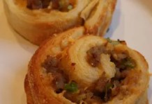 Recipe for Sausage Pinwheels