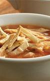 Hearty Turkey Tortilla Soup