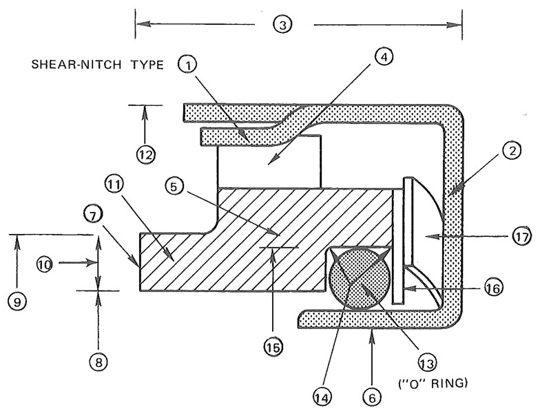 Mechanical Face Seals with O Ring Secondary Seal