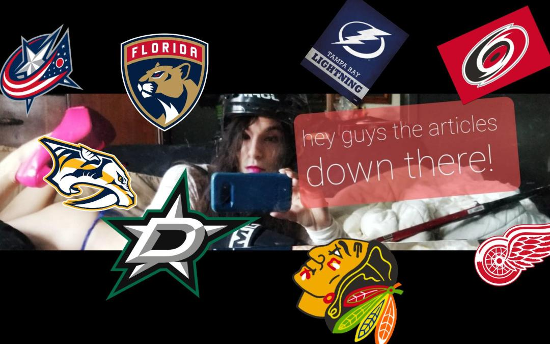 The Discover Central Division has an open door policy to 1st  place.
