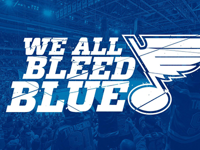 We all bleed blue