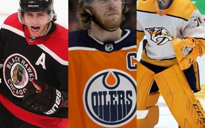 Top 5 Candidates For Hart Trophy. McDavid in line for his 2nd