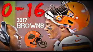 Browns go 0-16