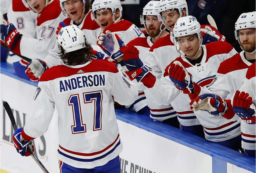 Montreal Canadiens Free Agency Overview 2021