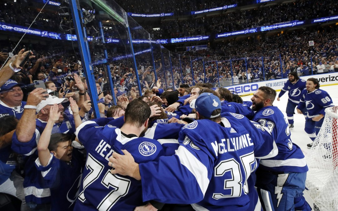Tampa Bay Lightning Repeat, 2020-21 Finals Wrap Up