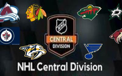 Central Intelligence-NHL Central Division Preview (2021-22)