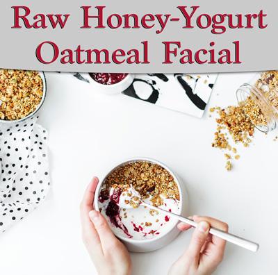 Best St Peters Raw Honey Yogurt Oatmeal Facials