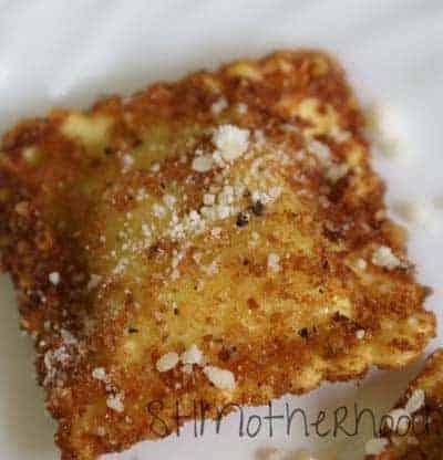 St. Louis Favorite Foods: Toasted Ravioli