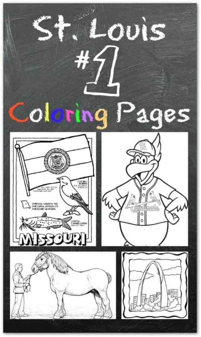 coloring pages for st louis kids - Free Coloring Pages Baseball 2