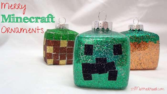 Merry Minecraft