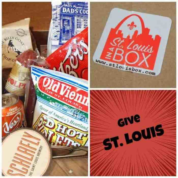 St. Louis in a Box