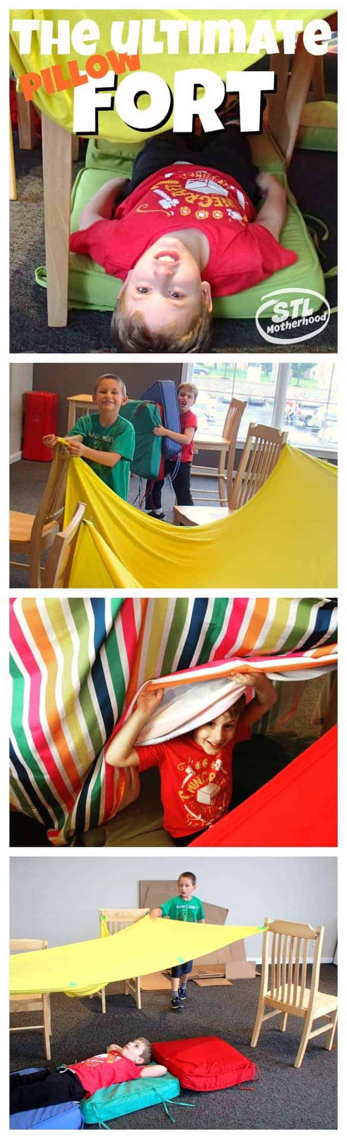 Ultimate Fort Magic House