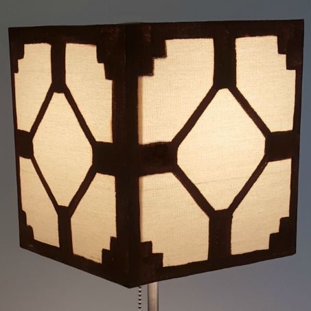 Real Minecraft Redstone Lamp for your Kid's Room (with free printable)