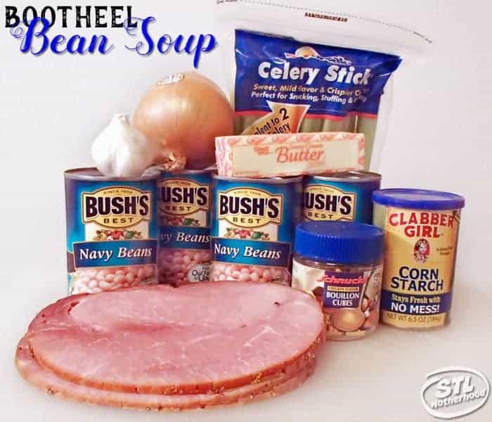 Bootheel bean soup