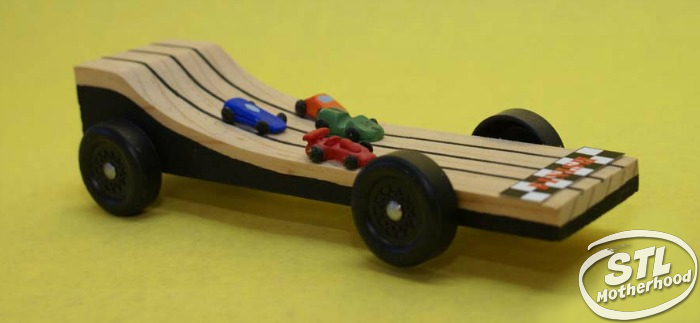 Pinewood derby tips and tricks for Pine wood derby template