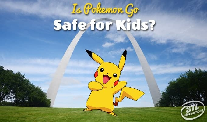 Is Pokemon GO a Safe Game for Kids?