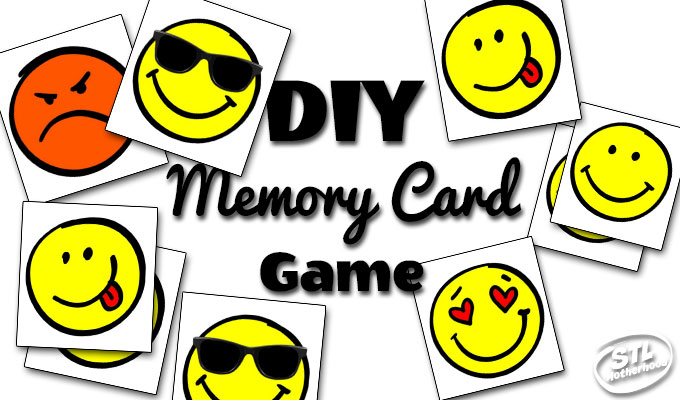 Memory Game Cards (free printable)