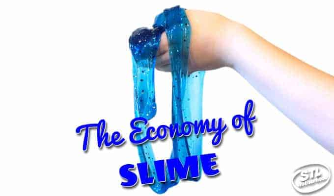 slime shortage and fad