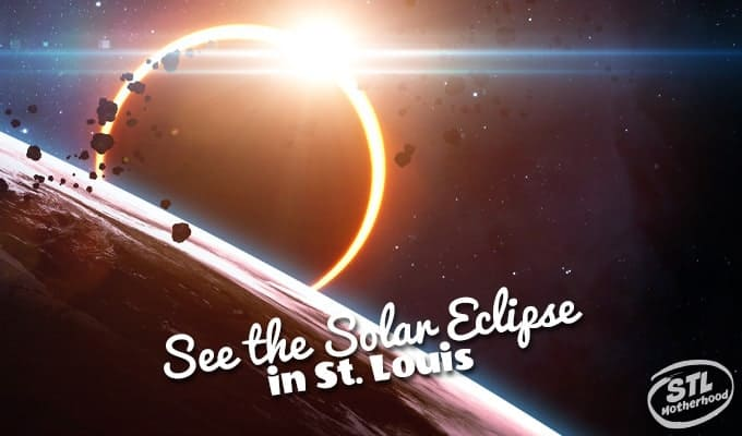 Watch the Solar Eclipse in St. Louis