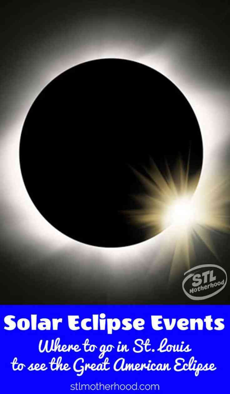 solar eclipse events in St. Louis