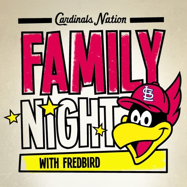 Fredbird at Cardinal Nation