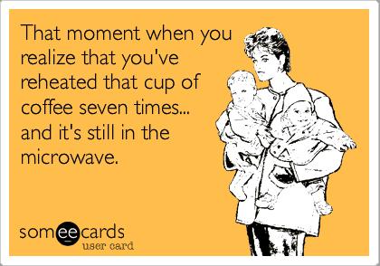 mom coffee meme