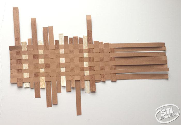 minecraft grass block weave
