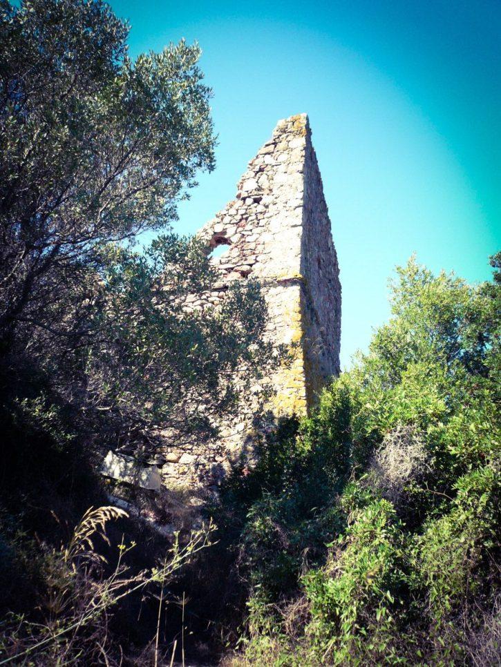 LA Tour Génoise San Ciprianu
