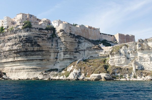 Sutta Rocca plages de Bonifacio