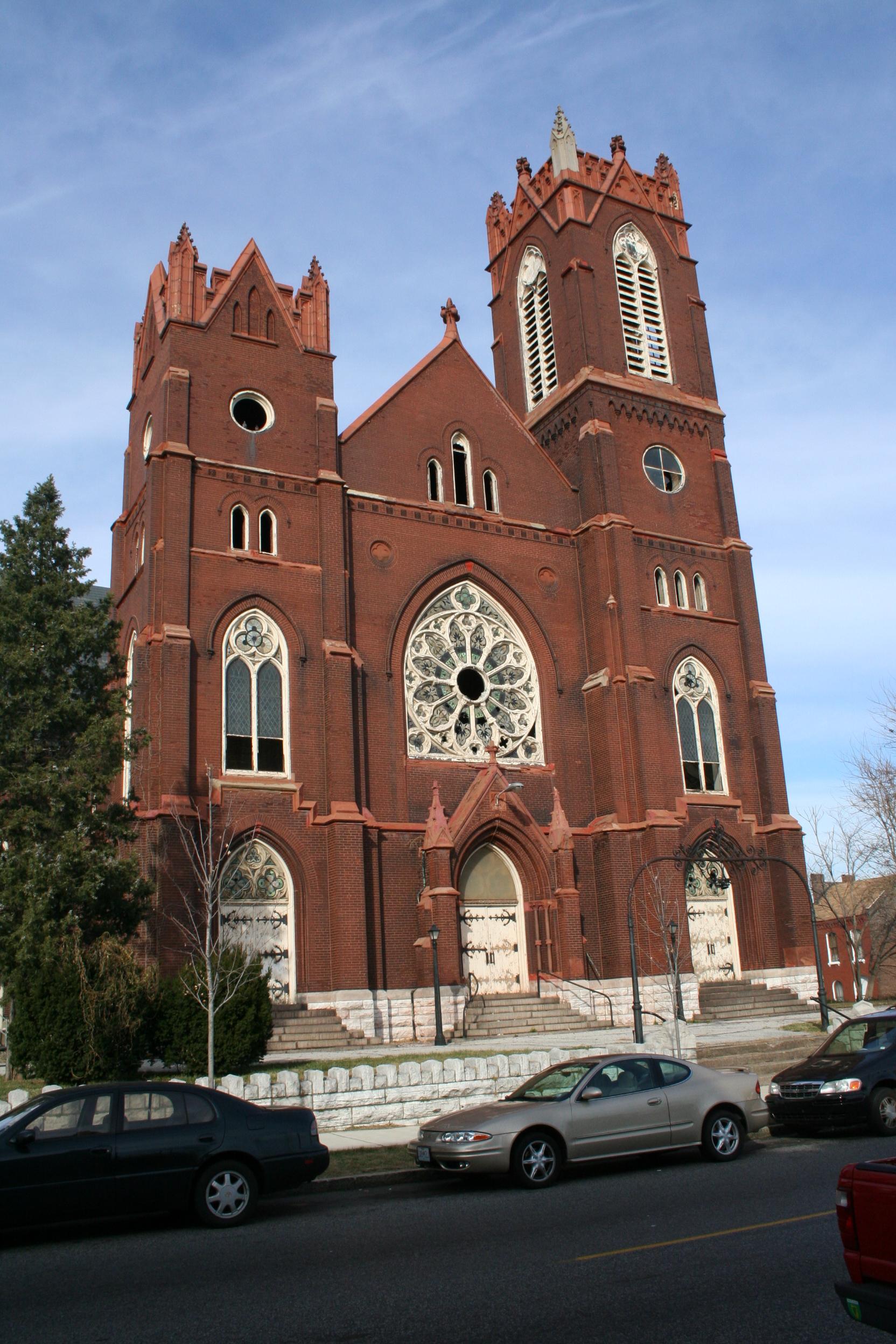 Bethlehem Lutheran Church  City Landmark 82