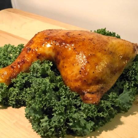 BBQ Chicken Quarter