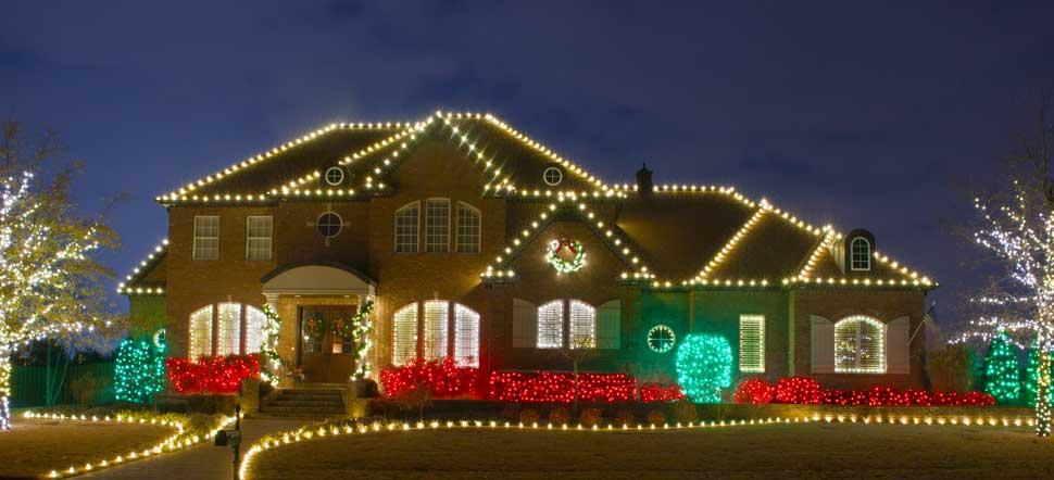 St Louis MO Missouri Christmas Decor Professional Holiday