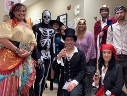 The Whole Gang Halloween 2019