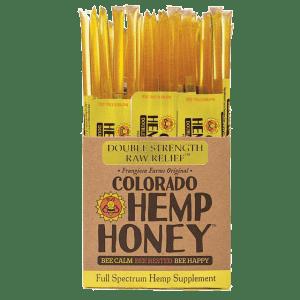 Colorado Hemp Honey Sticks (30mg)