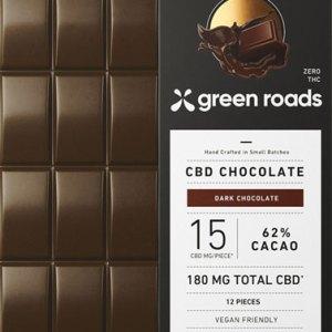 CBD Dark Chocolate Bar