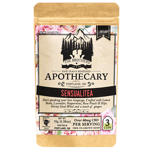 Sensualitea - The Brothers Apothecary