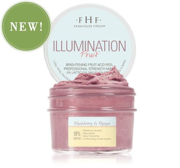 Illumination Fruit - Professional Strength Brightening Fruit Acid Peel Mask