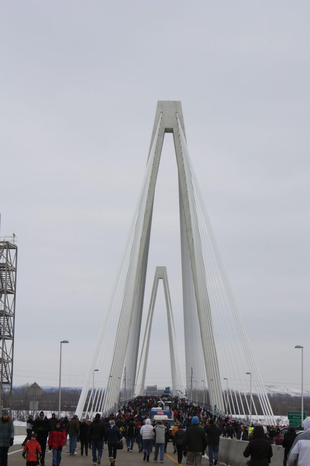 Louis St Bridge Veterans Stan Musial