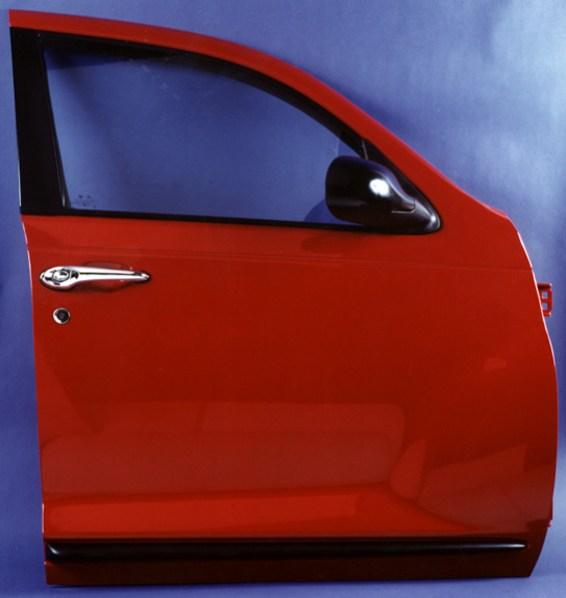 Corporate Photography - st louis photo studio - car door handle products