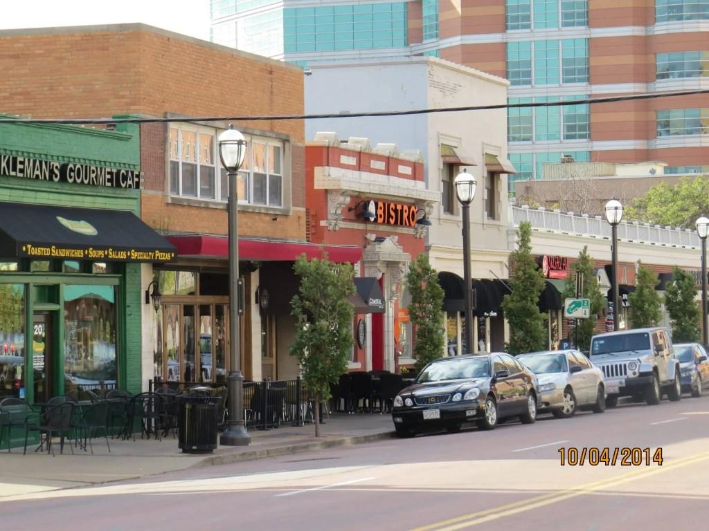 St Louis Restaurant Review