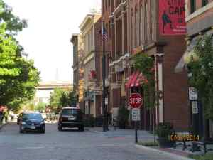 Restaurants on Laclede's Landing