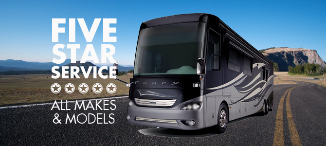 Welcome! We're A Leading New And Used RV