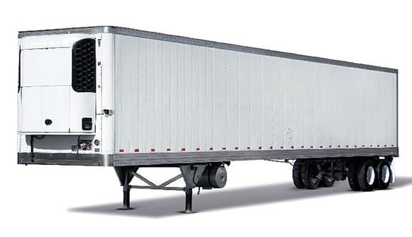 Reefer Storage Trailers
