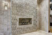 Accent Wall Tile - Tile Design Ideas