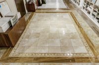 Travertine Tile Flooring Cost - Tile Design Ideas