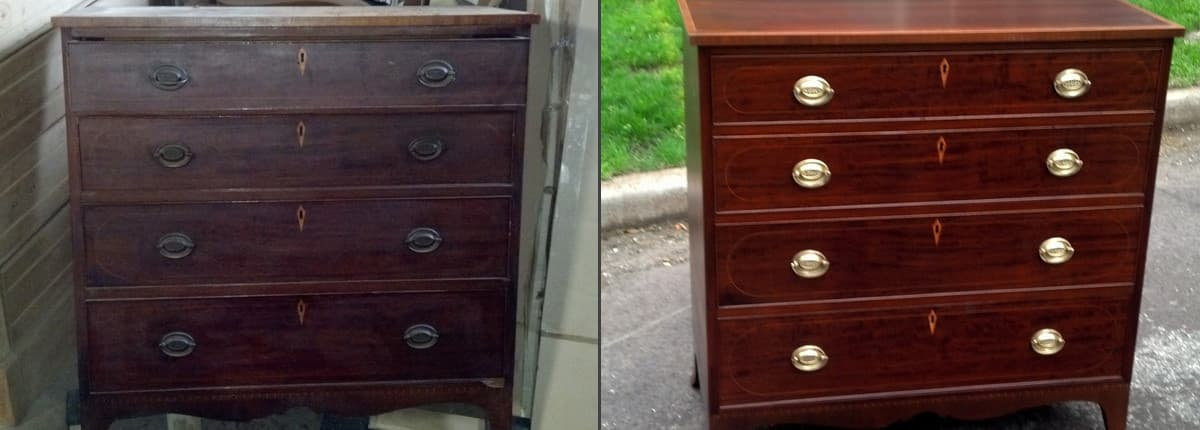 St Louis Restoration  Furniture Refinishing Furniture