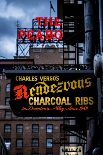 1 Rendezvous Ribs is just across the street from the Peabody Hotel vertical - Craig Thompson.jpg