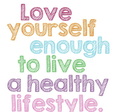 Healthy Lifestyle page