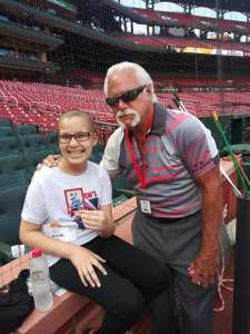 BB Kolten Ariana with Hrabosky