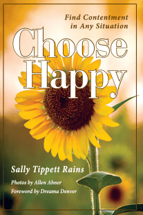 Choose Happy front and back cover
